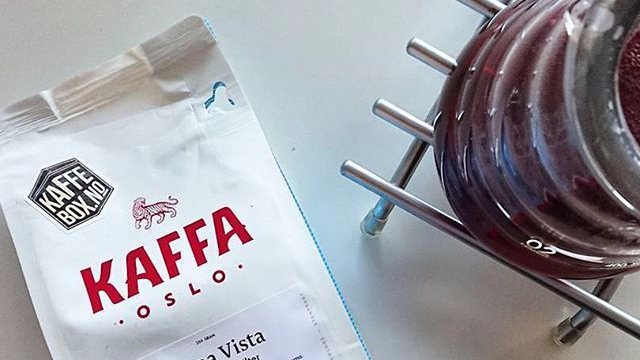 Kaffa Nordic Coffee Roasters