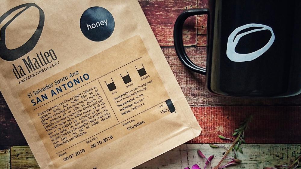 Da Matteo Nordic Coffee Roasters