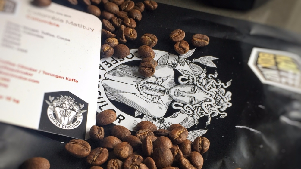Coffea Circulor Norwegian Roasters